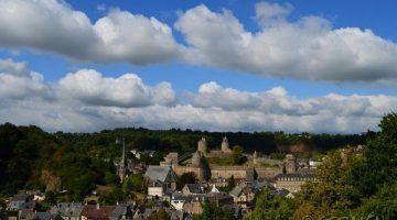 Road Trip por Bretaña: Etapa 3: Vitré – Fougères – Saint-James – Mont Saint Michel