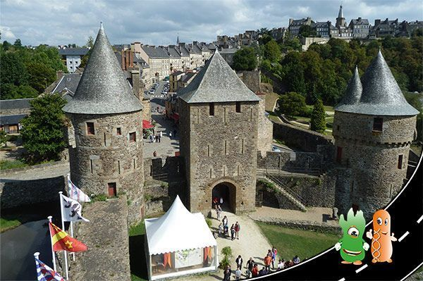 Castillo-Fougéres