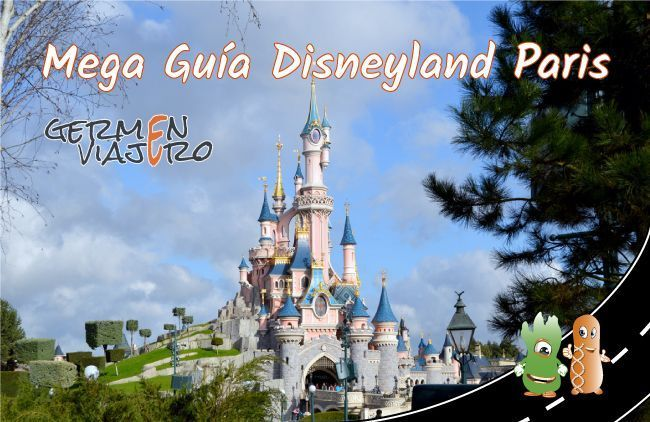 Guía Disneyland Paris