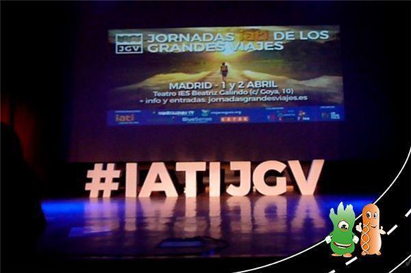 Jornadas Grandes Viajes Madrid