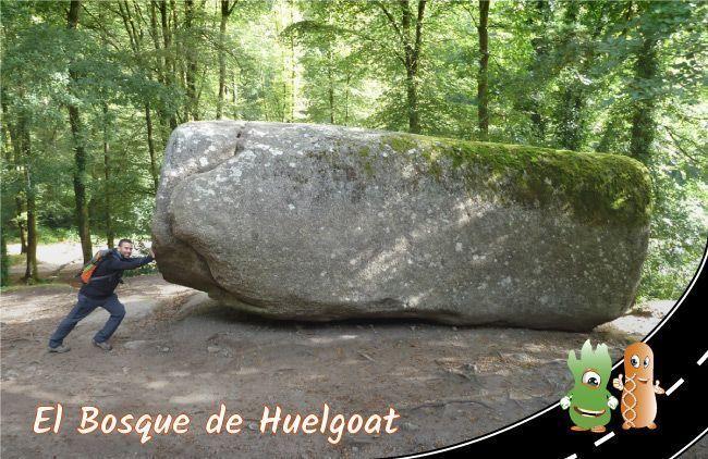 Road Trip Bretaña - Ruta Bosque Huelgoat