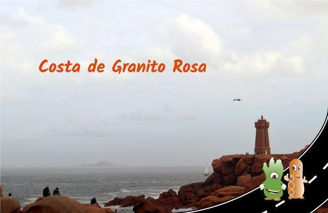 Road Trip Bretaña Costa de Granito Rosa, Sillón de Talbert