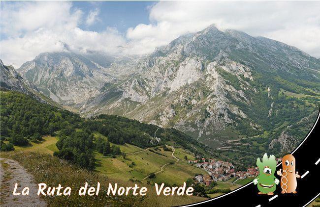 Ruta por el norte de España: La Ruta del Norte Verde