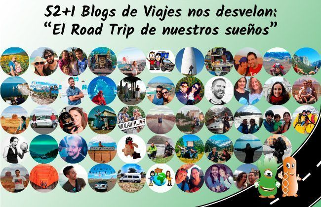 road trip ideal