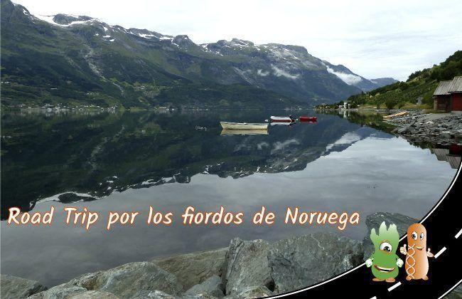 road trip por los fiordos de noruega