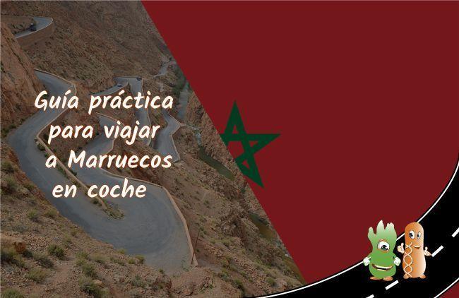 Ruta Marruecos en coche