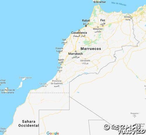 Viajar A Marruecos En Coche La Guia Practica Germen Viajero