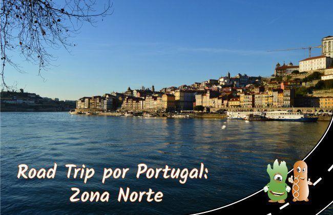 norte de portugal en coche