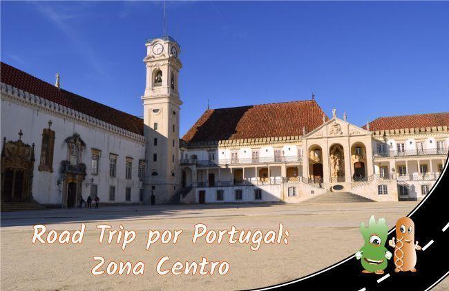 Road Trip por Portugal Centro
