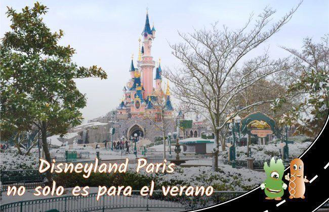 Disneyland Paris® no solo es para el verano
