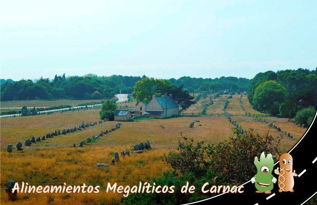 Alineamientos Carnac