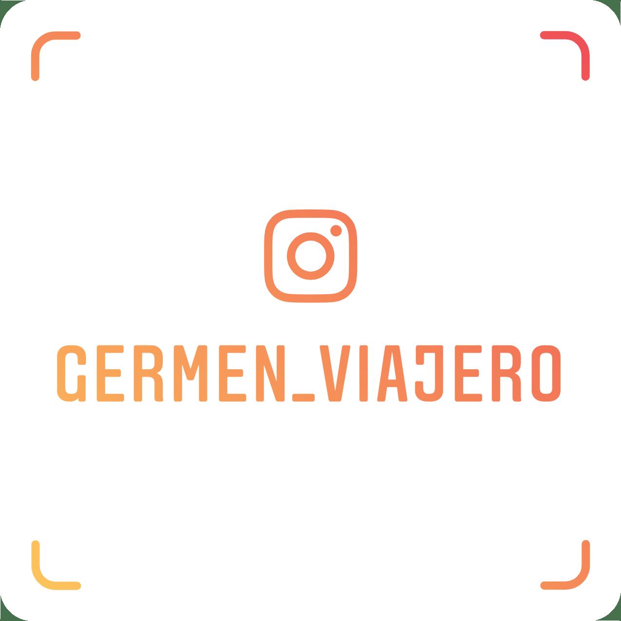 Instagram germen_viajero