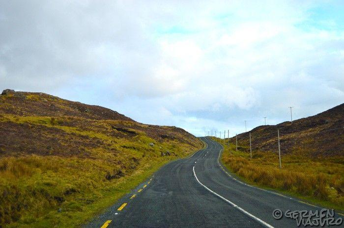 conducir por irlanda