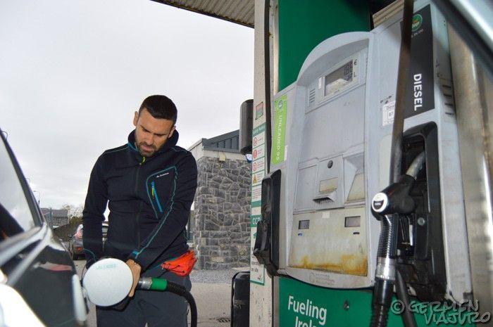 precio gasolina irlanda