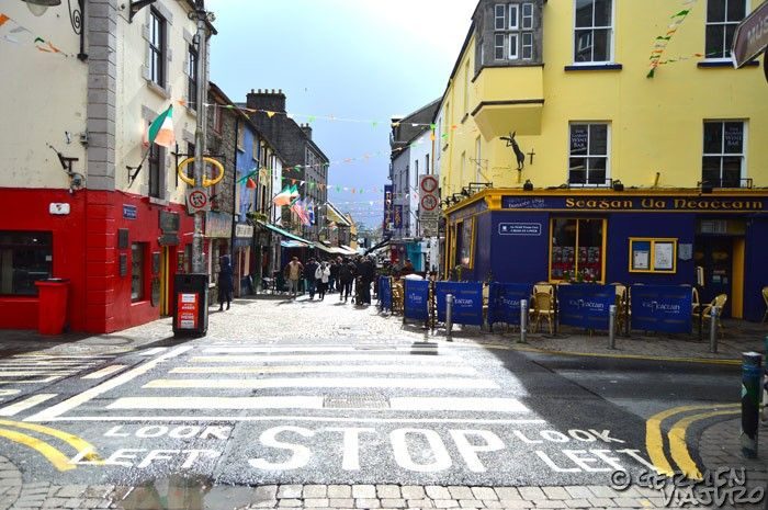 ruta por irlanda