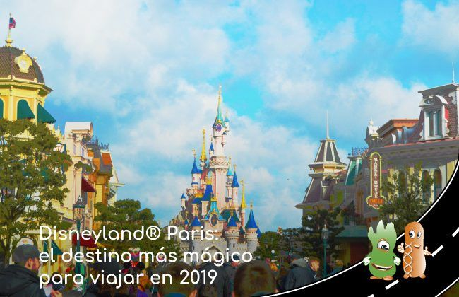 ofertas disneyland paris verano 2019