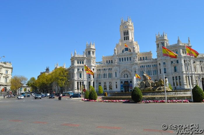 Madrid fin de semana