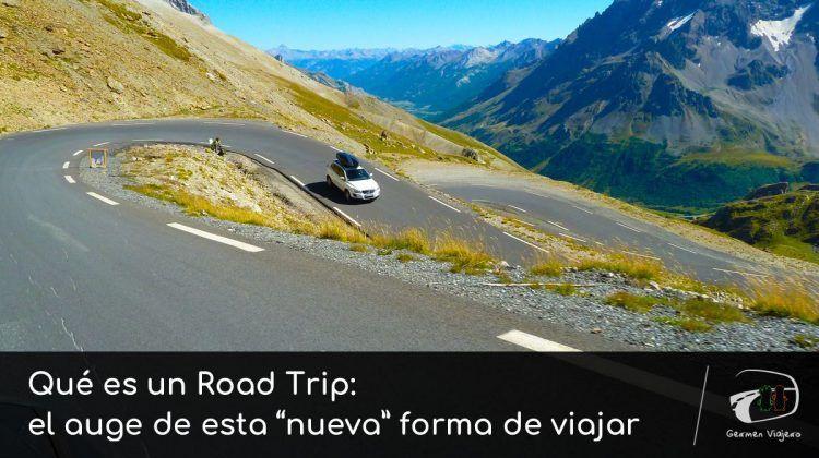 qué es un road trip