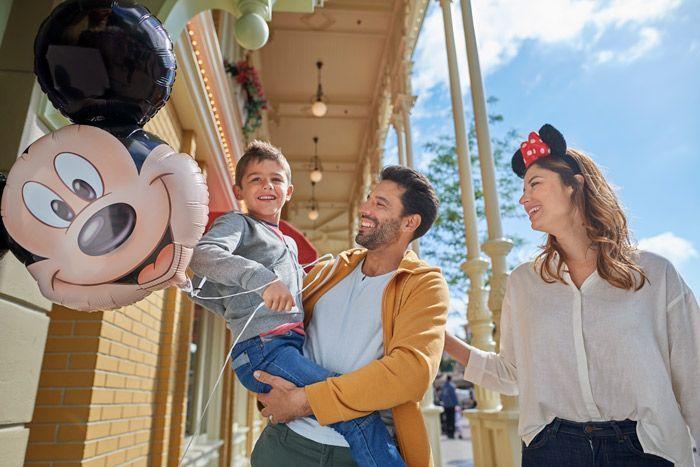 entrar con comida a Disneyland Paris