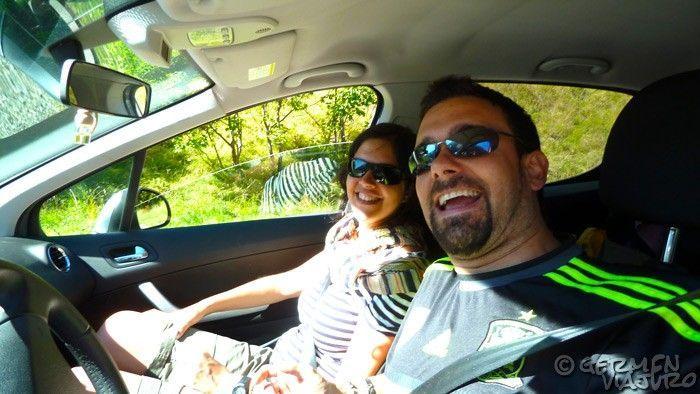 viajar en coche pirineos