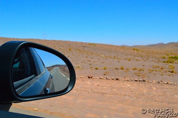 blog de viajes en coche
