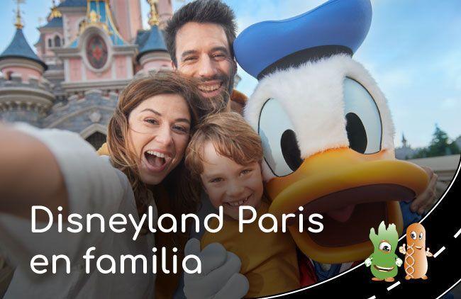 Disneyland Paris en familia