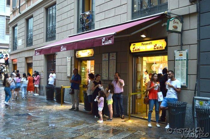 restaurantes en milan