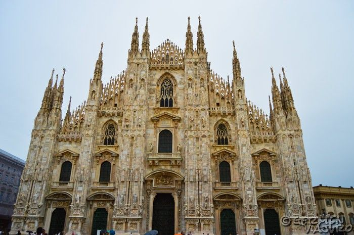 catedral en milan