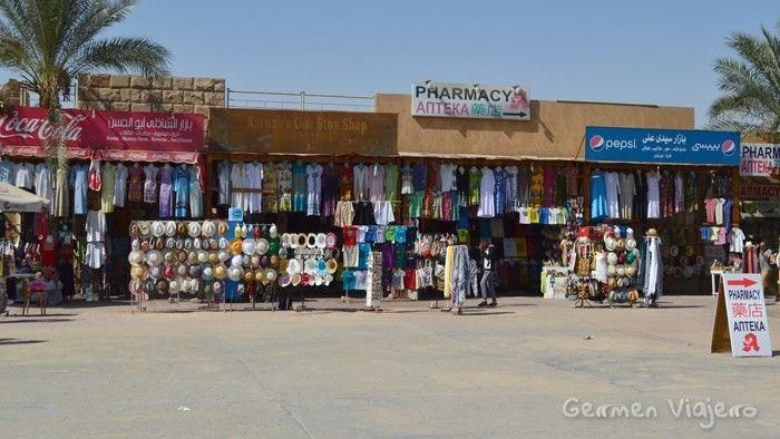 compras en egipto