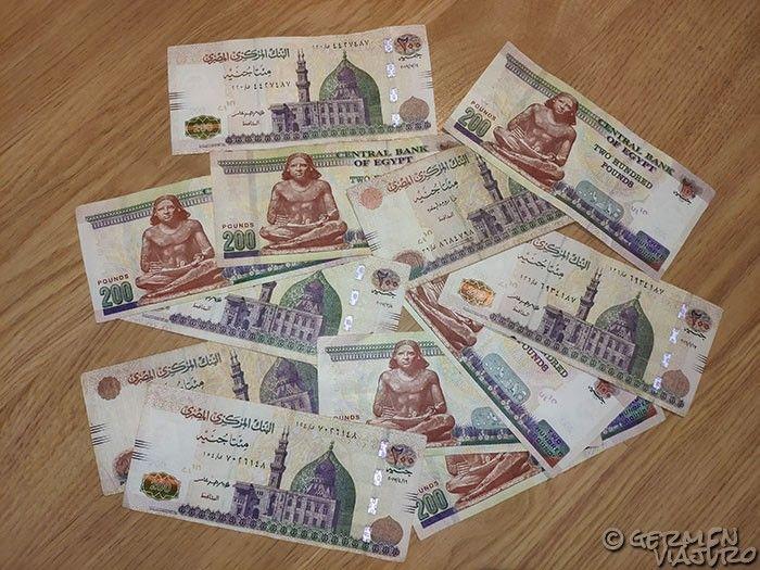 egipto moneda