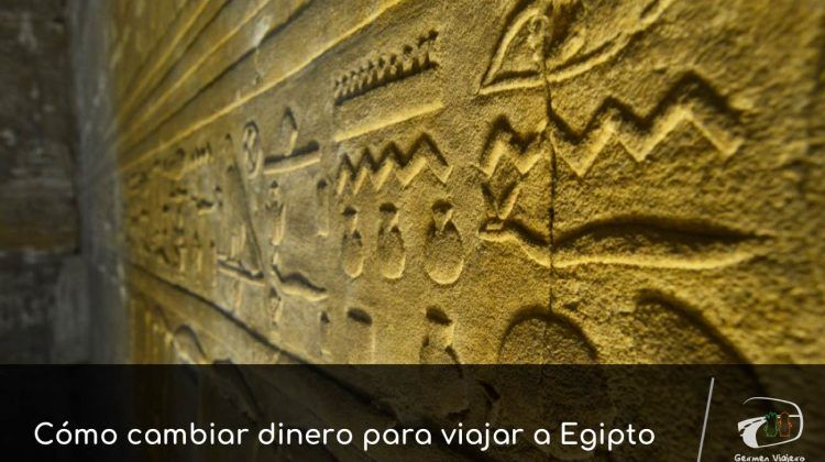 dinero en egipto