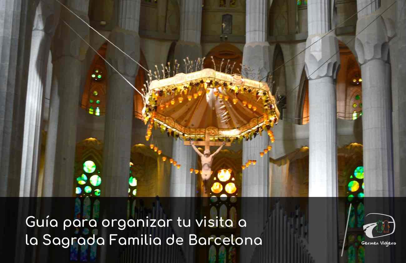 entrada a sagrada familia