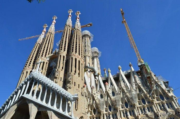 sagrada familia barcelona entradas