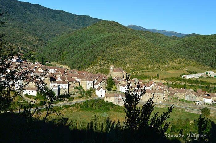 donde estan los pueblos mas bonitos de españa