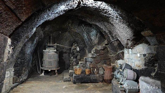 bodegas subterraneas fermoselle