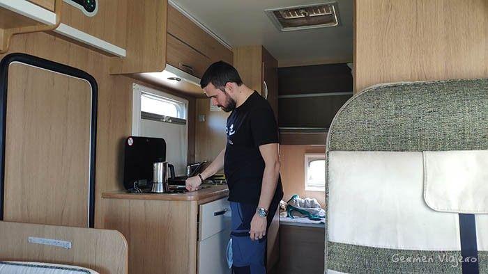 viajes en camper