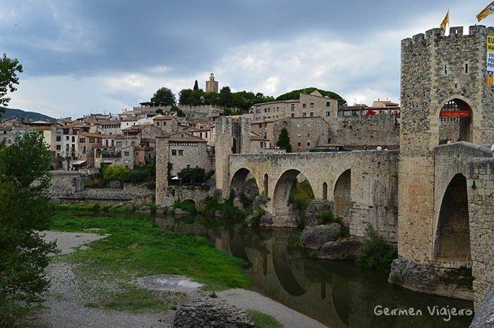 pueblos medievales cataluña
