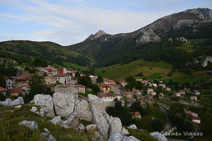 pueblos bonitos montaña