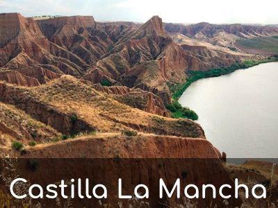 Rutas por Castilla La Mancha