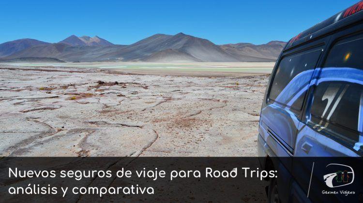 seguros de viaje para road trips