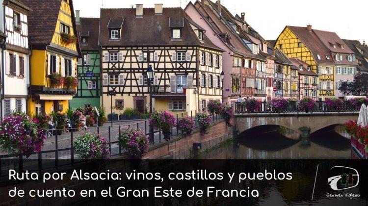ruta por alsacia francia