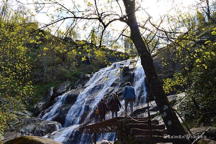 cascadas valle del jerte
