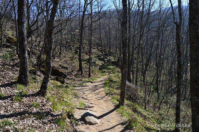 trekking valle del jerte