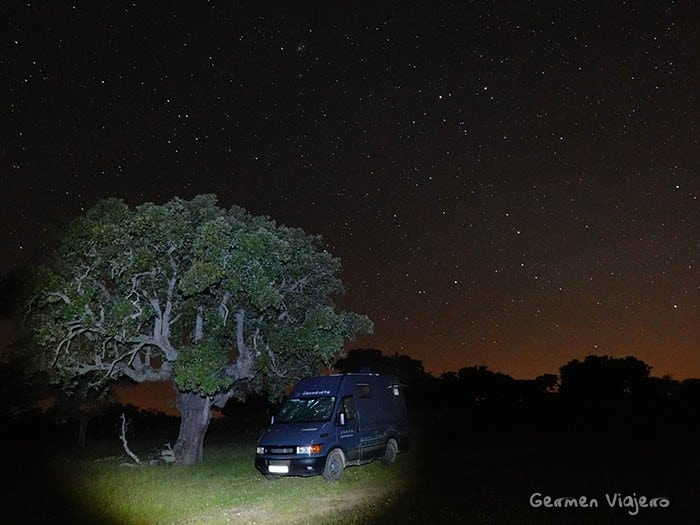 monfragüe parque nacional