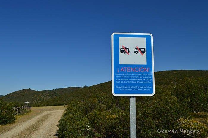 ruta monfragüe autocaravana