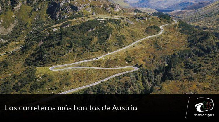 Las carreteras más bonitas de Austria