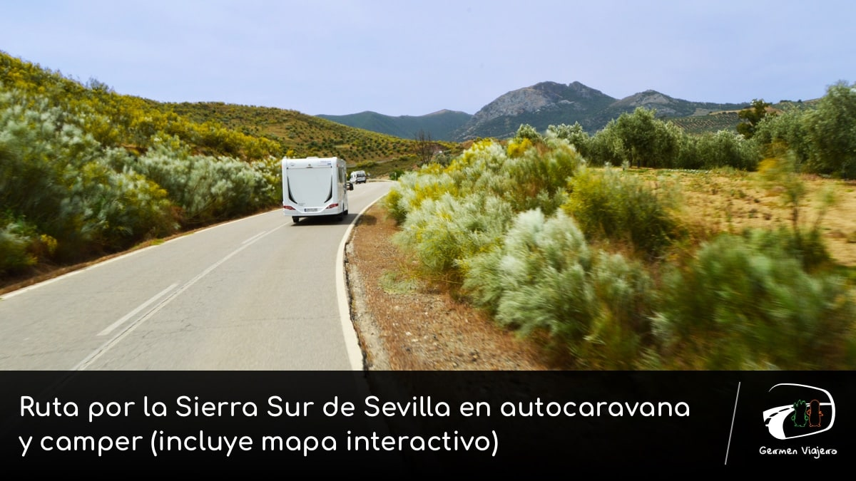 ruta sierra sur sevilla en autocaravana