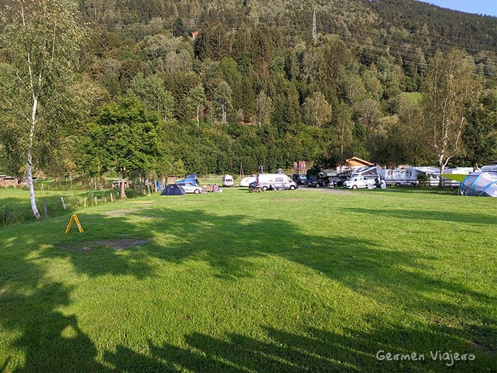 camping grossglockner hochalpenstrasse