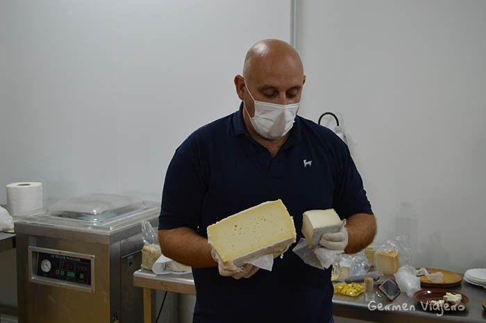 quesos artesanos sevilla