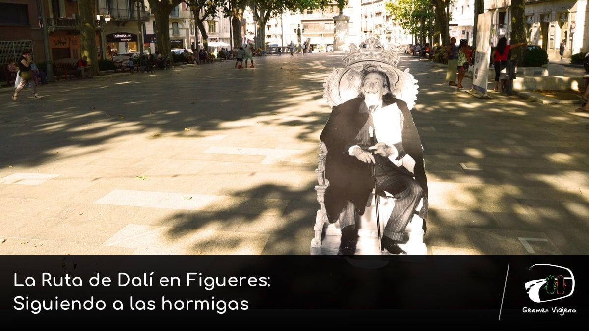 La Ruta de Dalí en Figueres